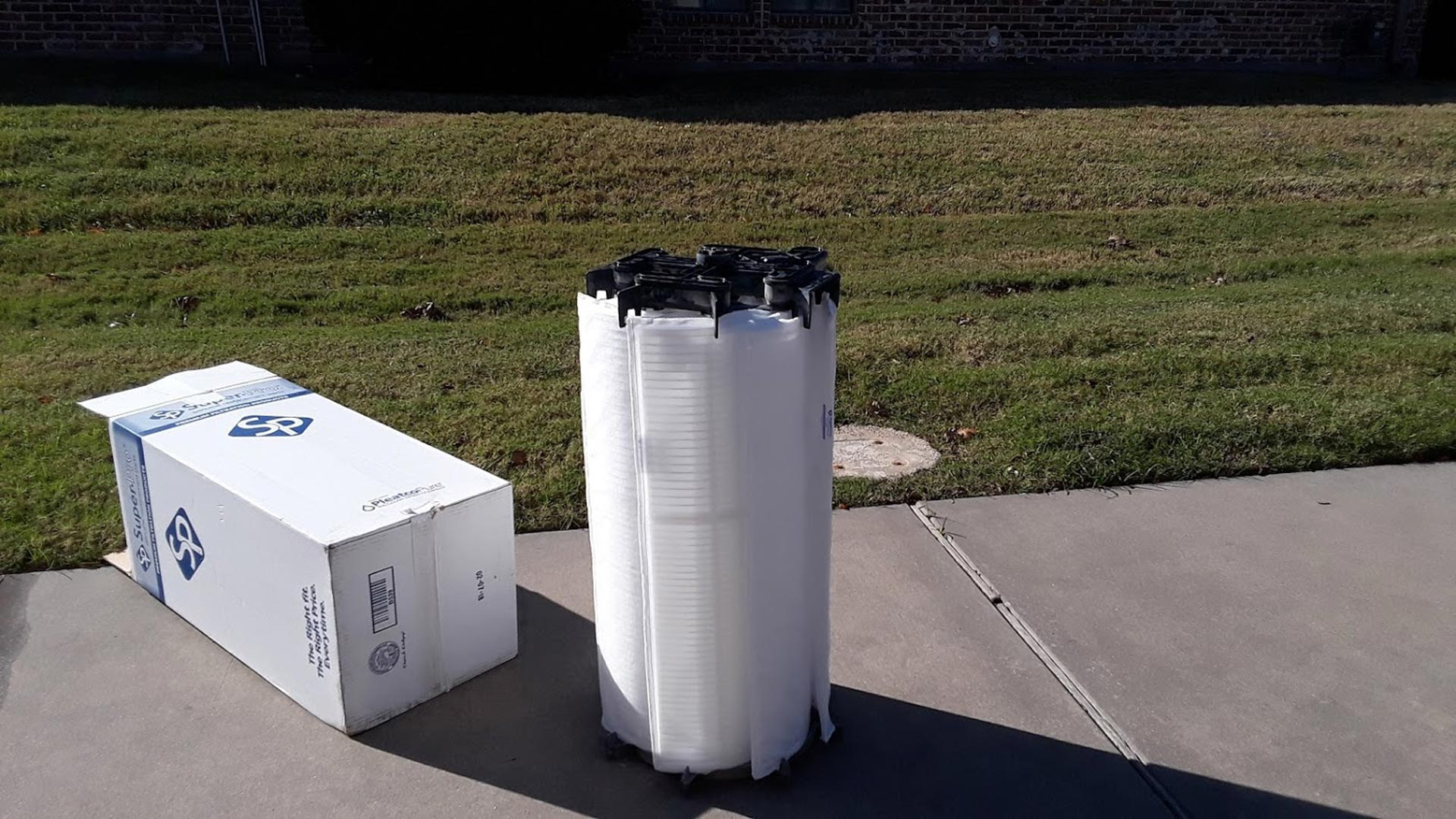 Pool Filter Cleaning in Plano, Texas