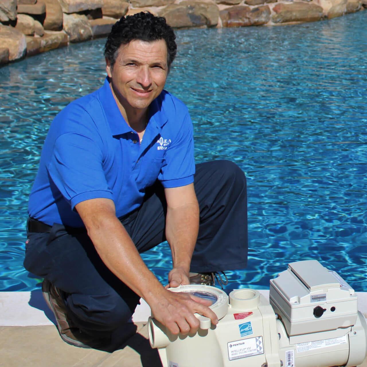 pool service testimonials
